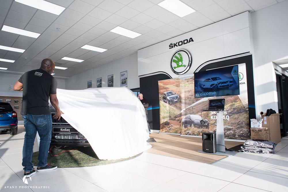 Skoda Kodia Launch - 02