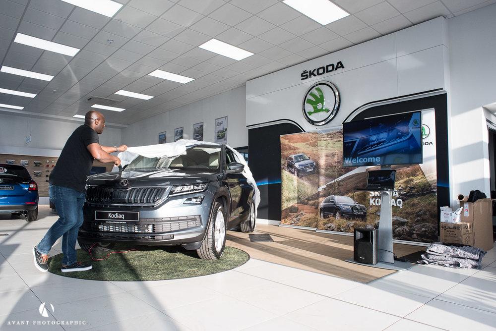 Skoda Kodiaq Launch-01