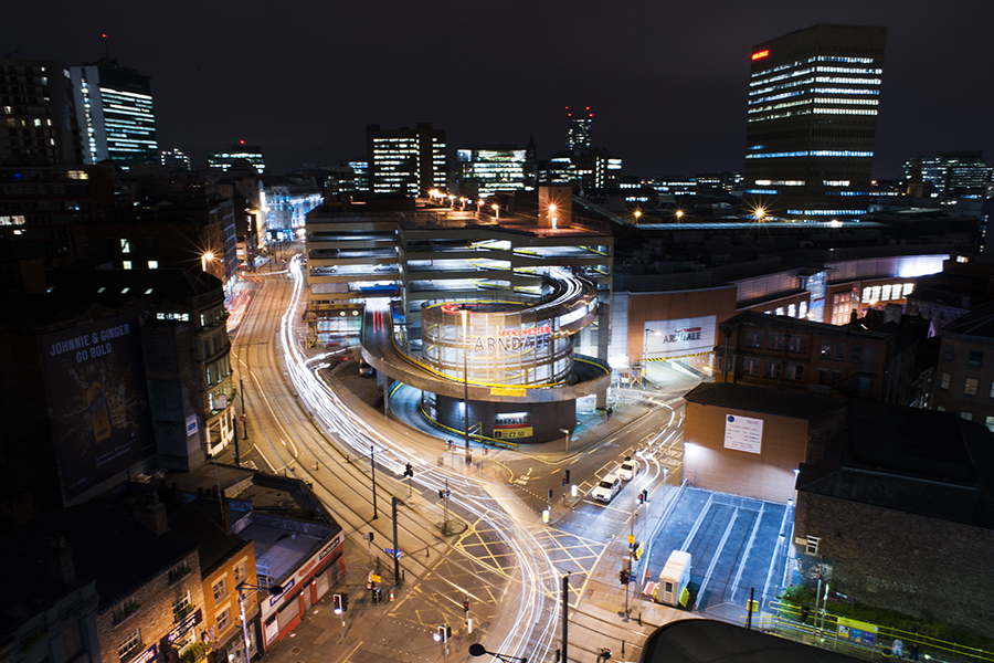 NCP-Arndale-Manchester