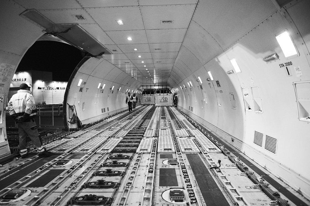 Interior 747C ©Tom Bowles