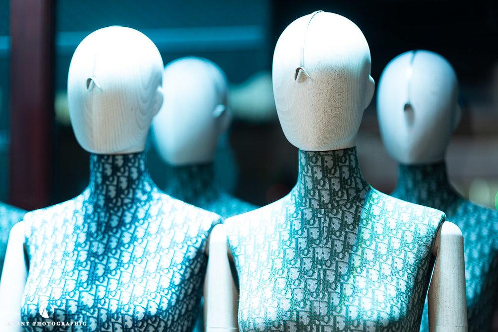 Dior Mannequins