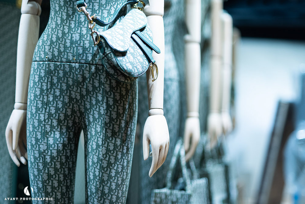 Dior Saddlebag