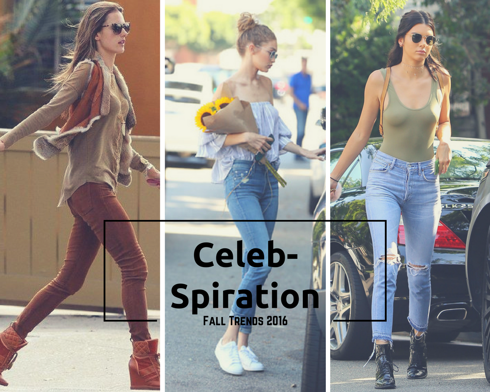 Celebrity Denim Inspiration