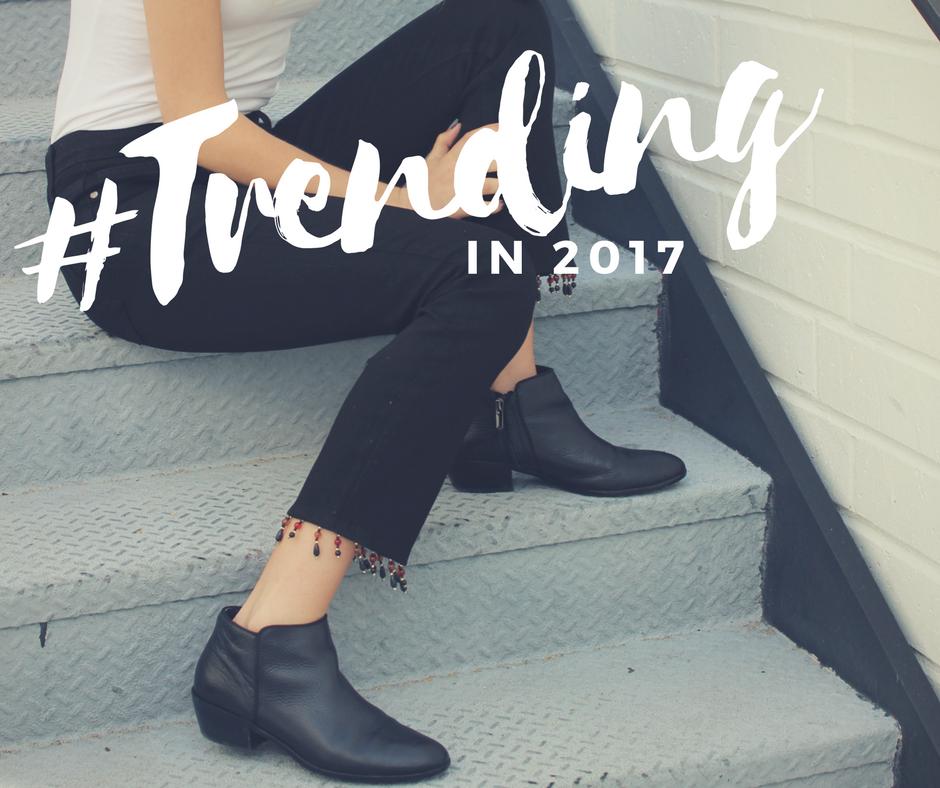 denim trends 2017