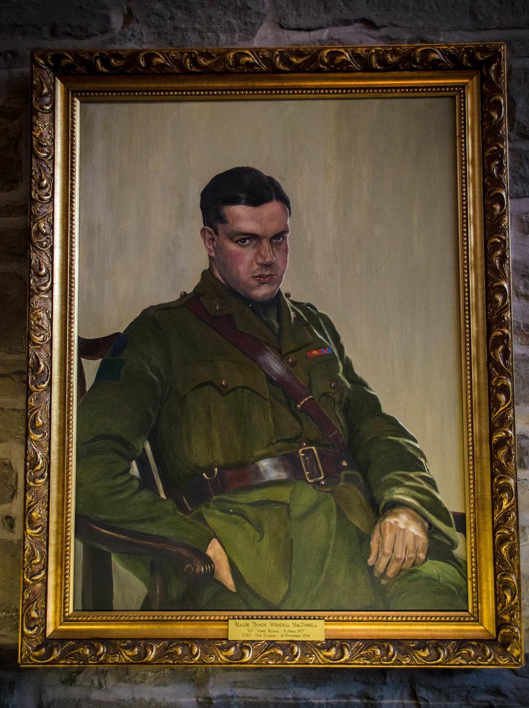 Major Thain MacDowell