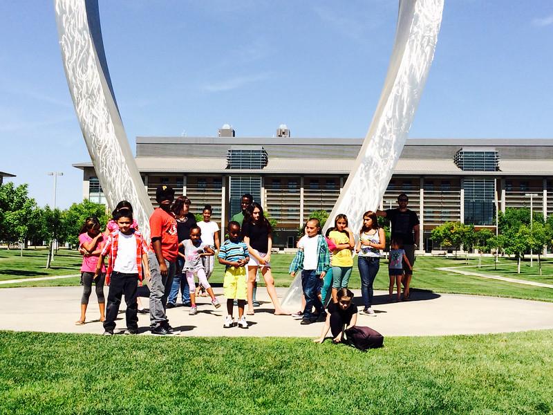 UC Merced Visit
