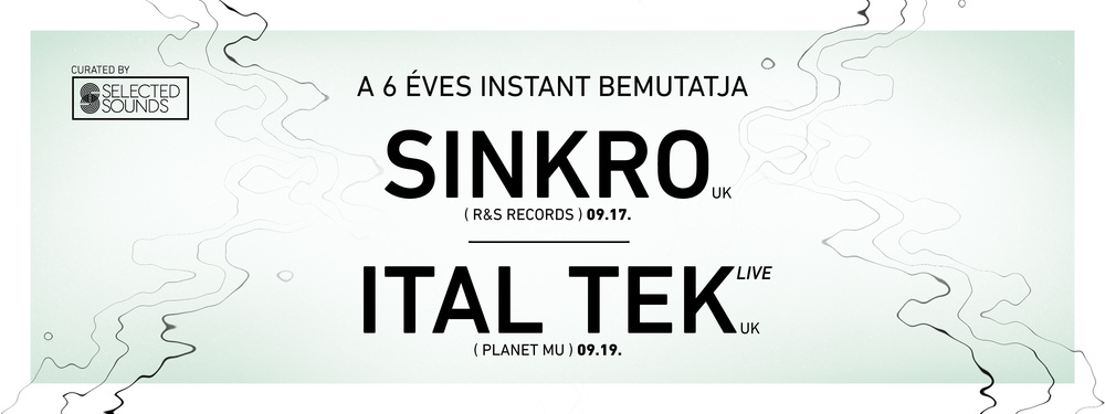 Selected Sounds ITAL TEK & SINKRO