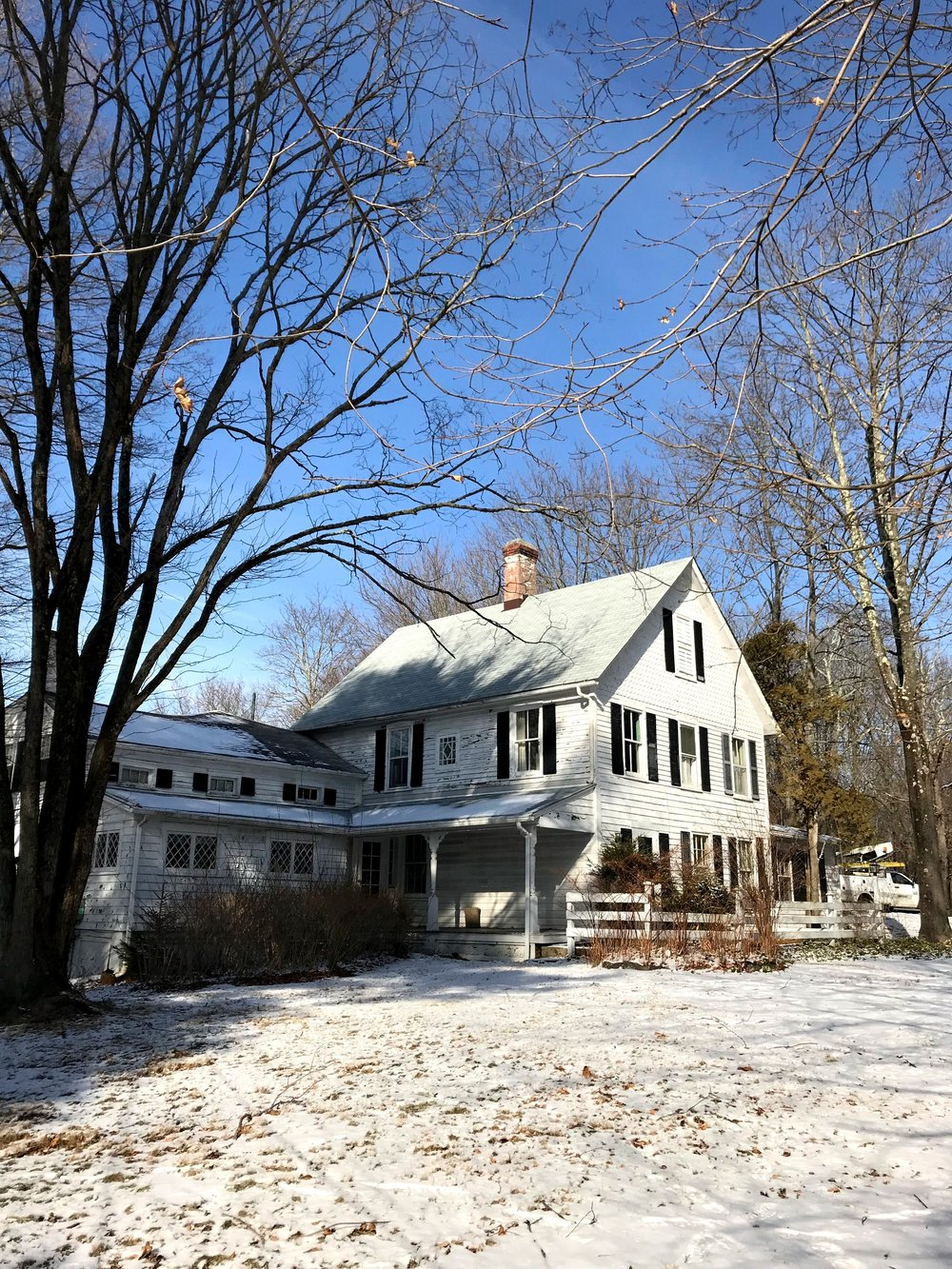Pound Ridge Farmhouse - WESTCHESTER COUNTY, NY