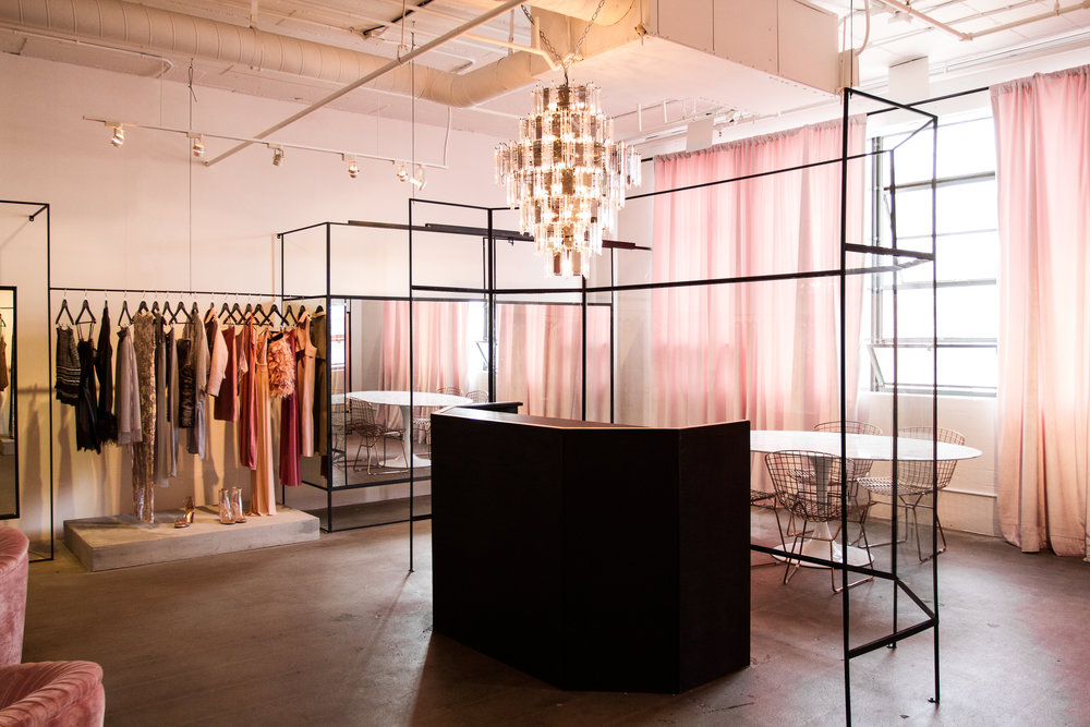 Downtown Los Angeles Showroom
