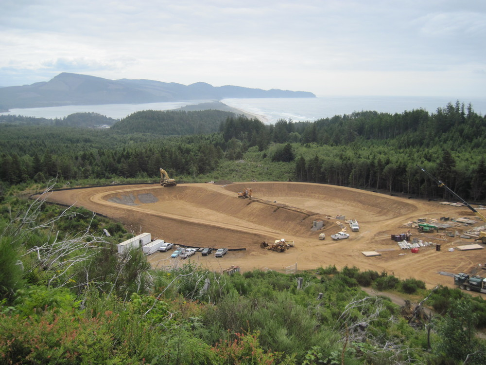 Lagoons under construction.JPG