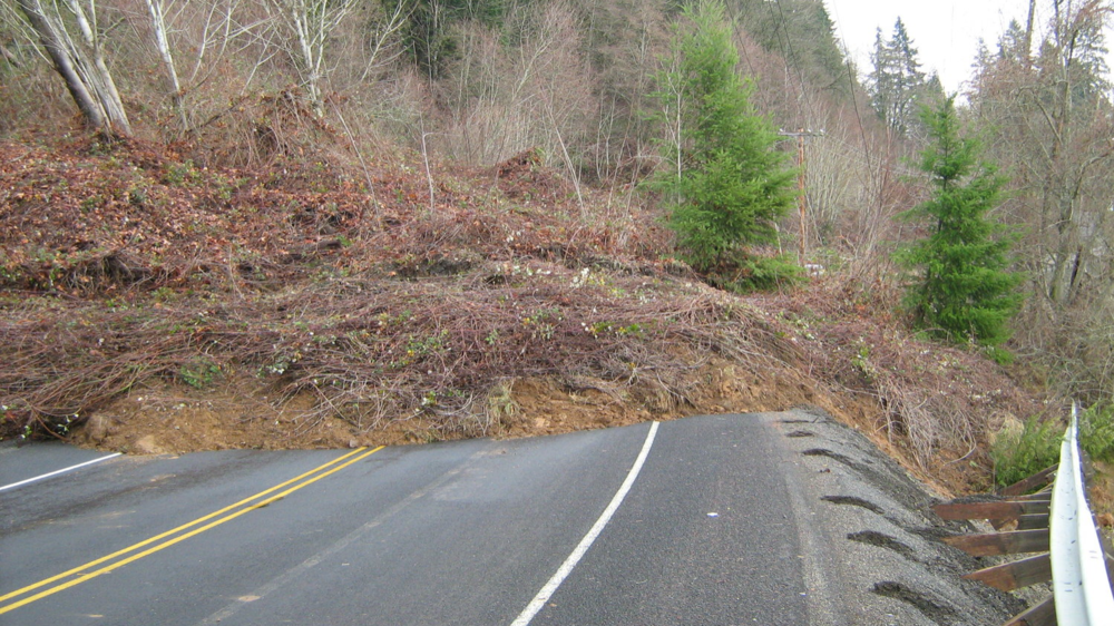 Cowlitz County Emergency Landslide Response | Cowlitz County, Washington