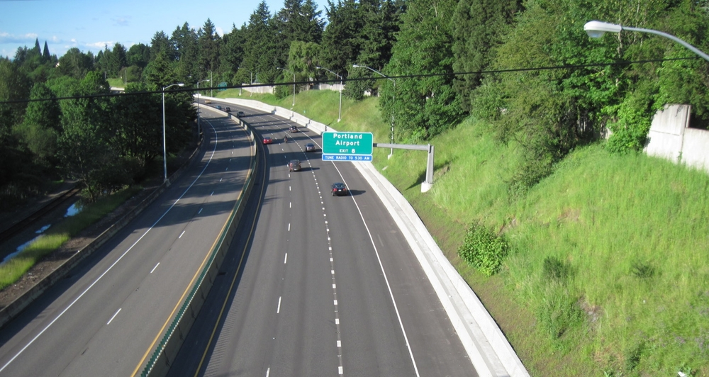I-84 to I-205 Auxilary Lane | Multnomah County, Oregon