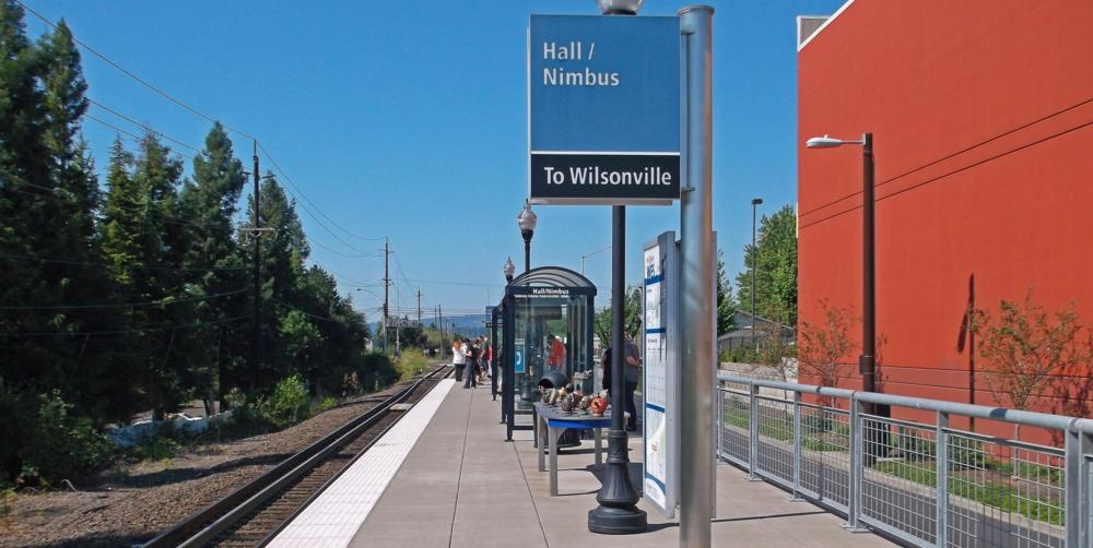 Beaverton to Wilsonville Commuter Rail | Washington and Clackamas Counties, Oregon