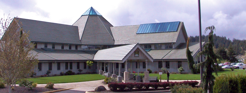 Confederated Tribes of Grand Ronde Health and Wellness Center | Grand Ronde, Oregon