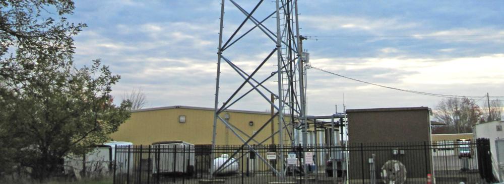 Motorola Communication Tower | Corvallis, Oregon
