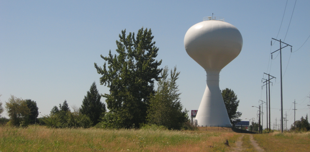 City of Keizer Chemawa Station Tank | Keizer, Oregon