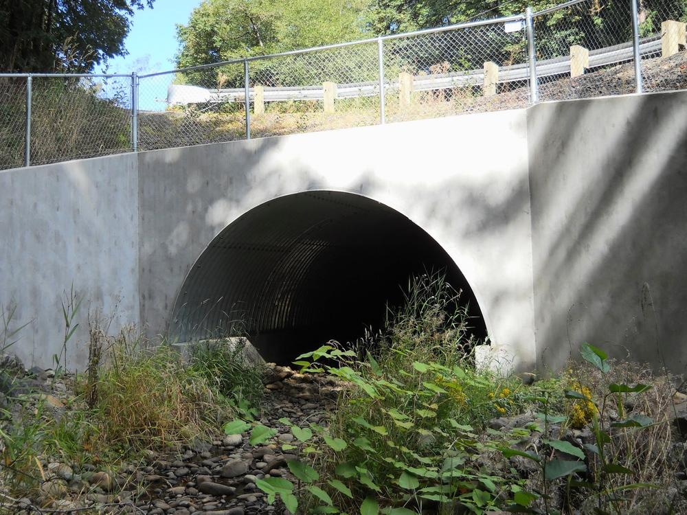Clark Creek Road Culvert Replacement | Cowlitz County, Washington