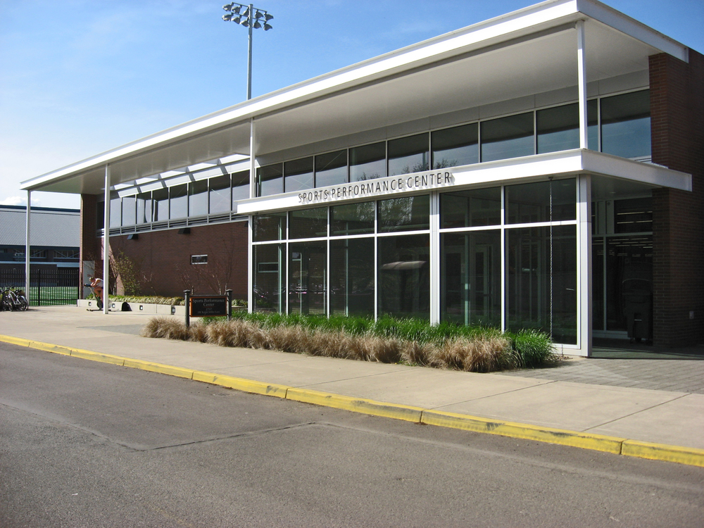 Sports Performance Center & Basketball Practice Facility