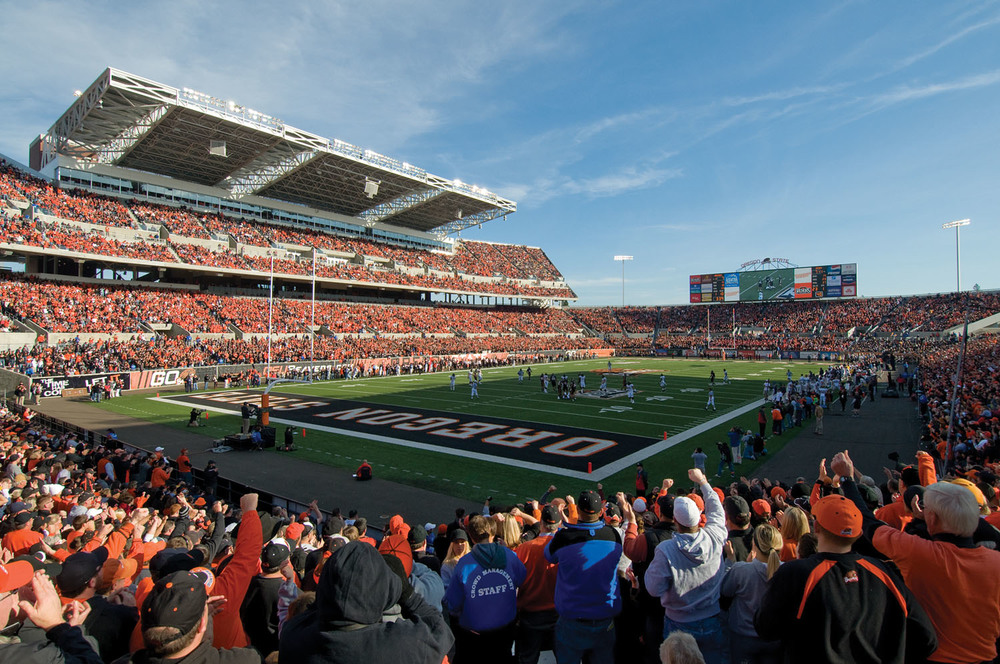 Reser Stadium Improvements
