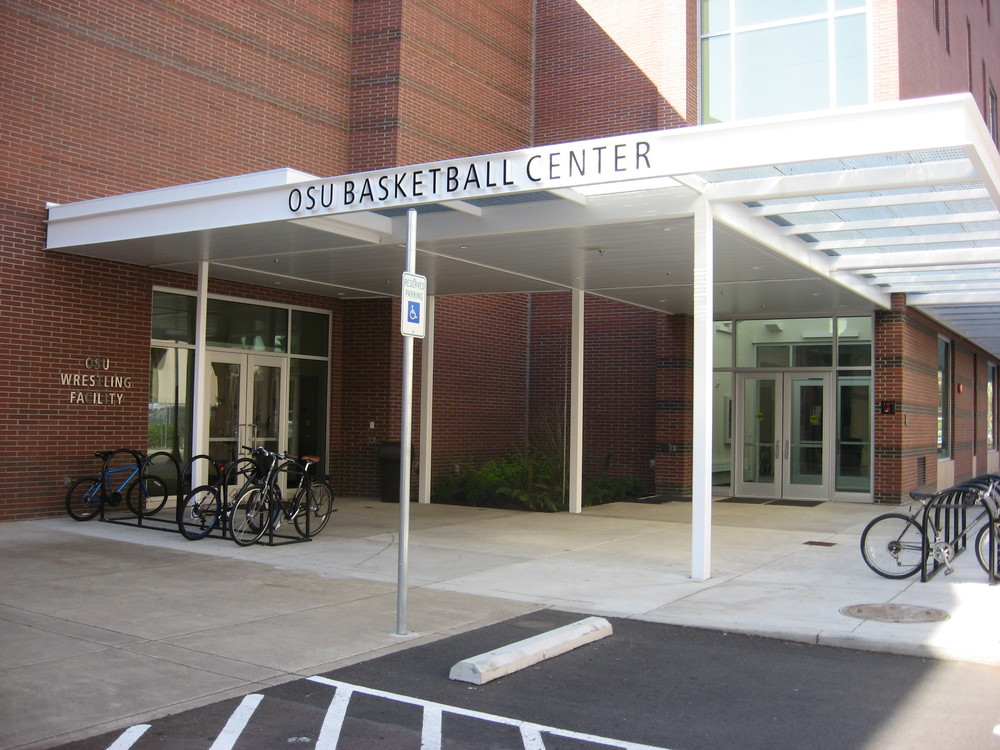 Basketball Practice Facility
