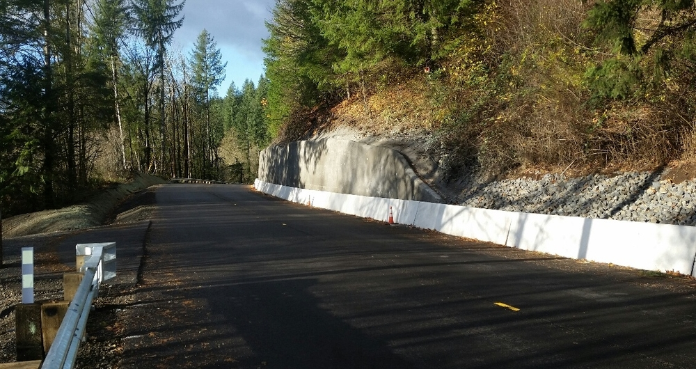 Hazel Dell Road Improvement | Cowlitz County, Washington