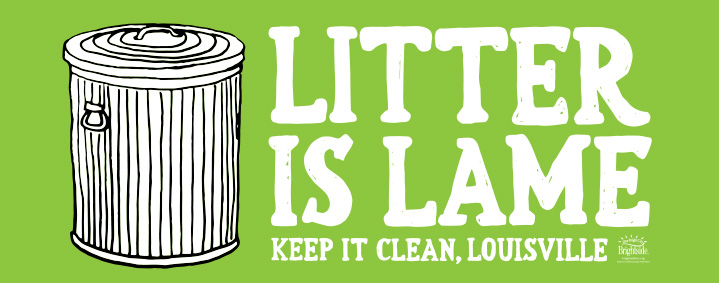 Litter is Lame