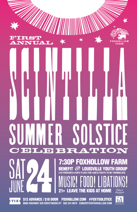 First Annual Scintilla