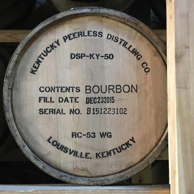 Kentucky Peerless Bourbon