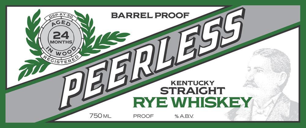 Kentucky Peerless RYE