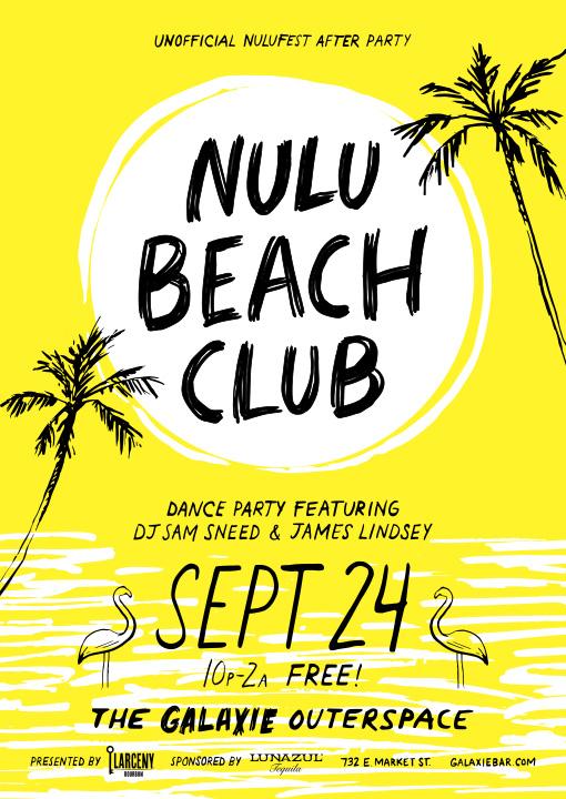 Nulu Beach Club