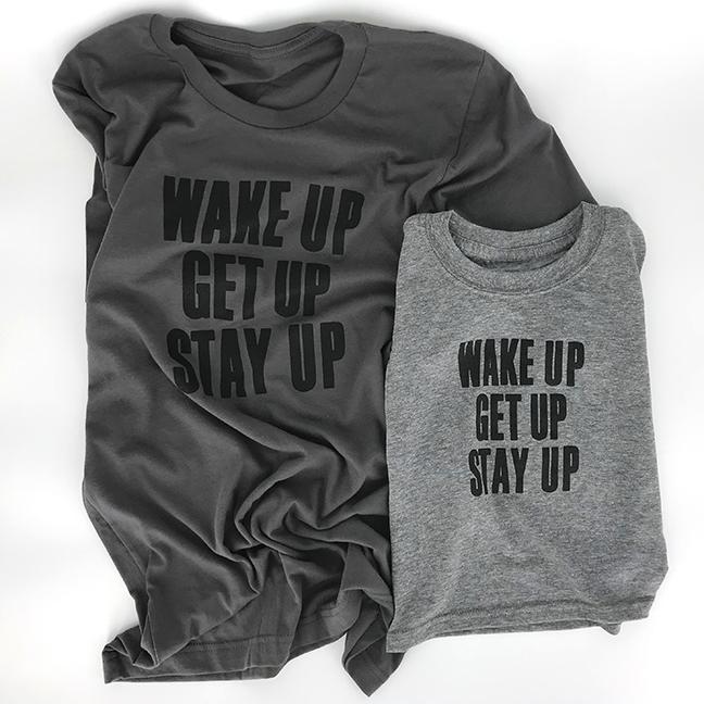 Good Folks t-shirts