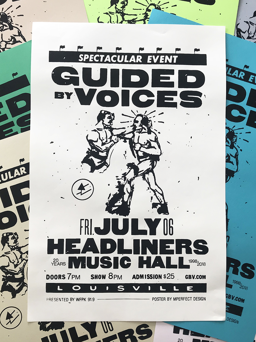GBV at Headliners