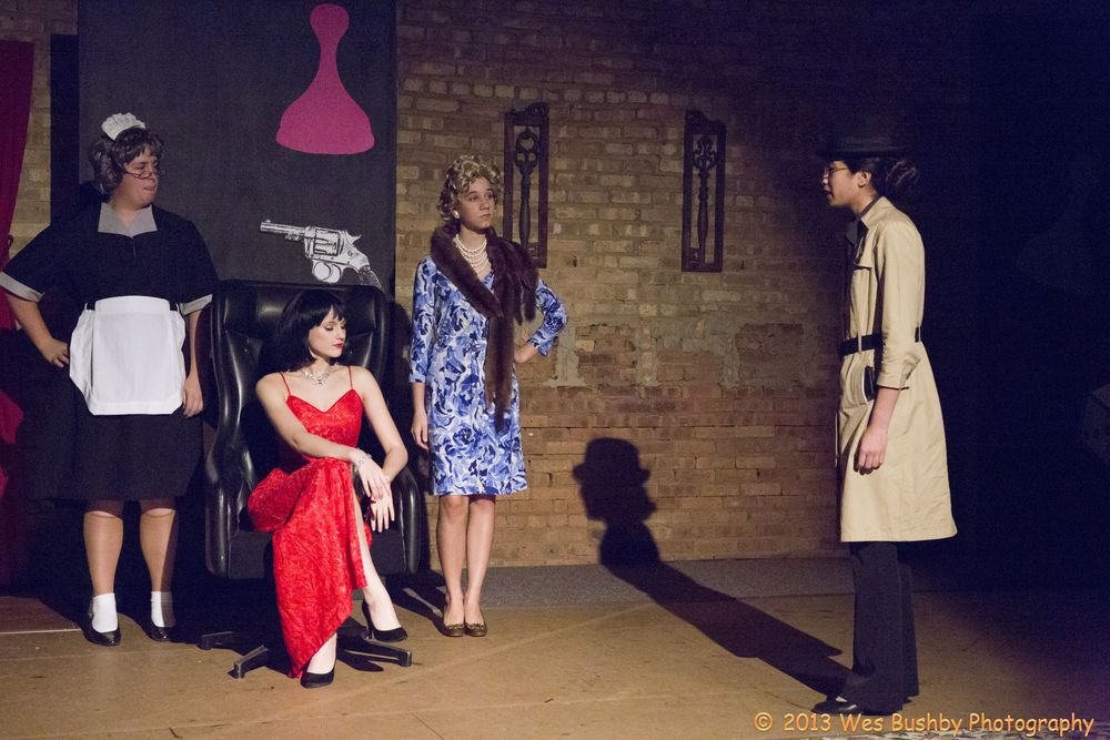 Clue, The Musical