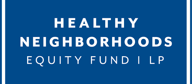 Healthy Neighborhoods Equity Fund I LP