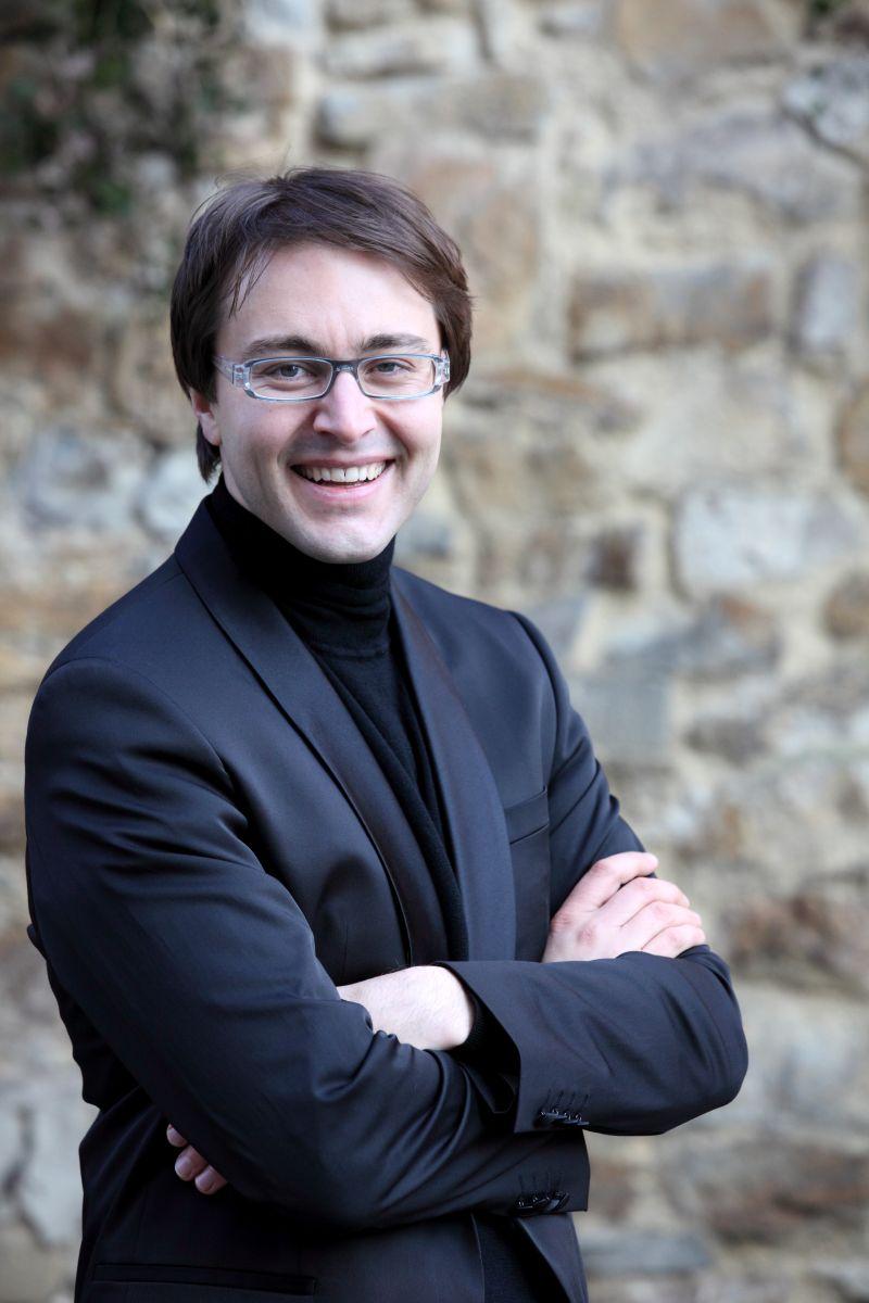 Christian Schmitt, Orgel und BACHBLECH&BLUES