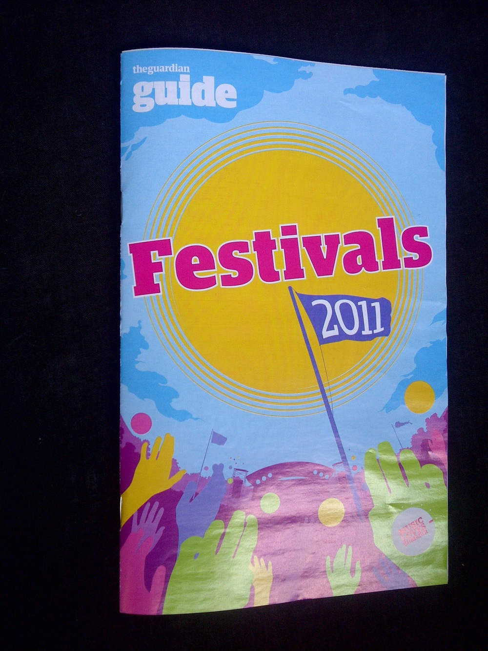 The Guardian Festivals Guide