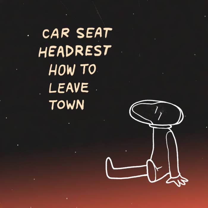 Car Seat Headrest - HTLT