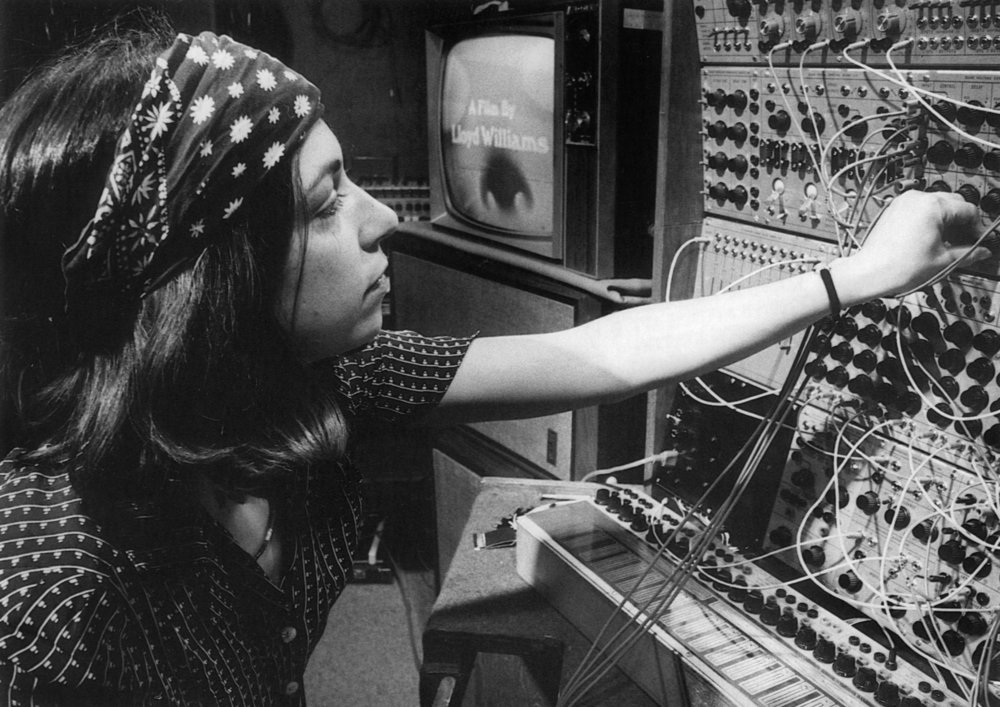 Suzanne Ciani   On  WOMANPRODUCER
