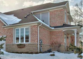 SOLD  | 2200 Emily Cir | Bronte Crk, Oakville  Gorgeous bungaloft with finished basement - backing onto woods - perfect downsizer