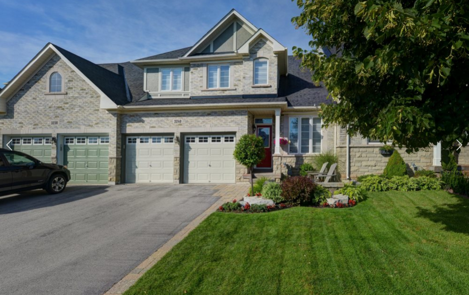 SOLD  3240 Epworth Bronte Creek | The Perfect Bungaloft All Bells and Whistles