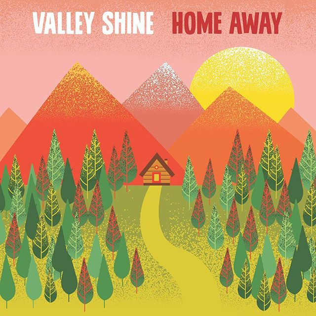 "We're excited to announce that we will be releasing our new single ""Home Away"" on November 18th! 🎉 Artwork by @devinjamesdoty"