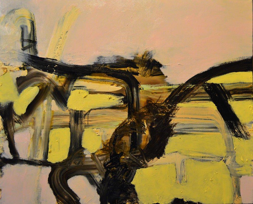Shrimp  25x30 oil on canvas