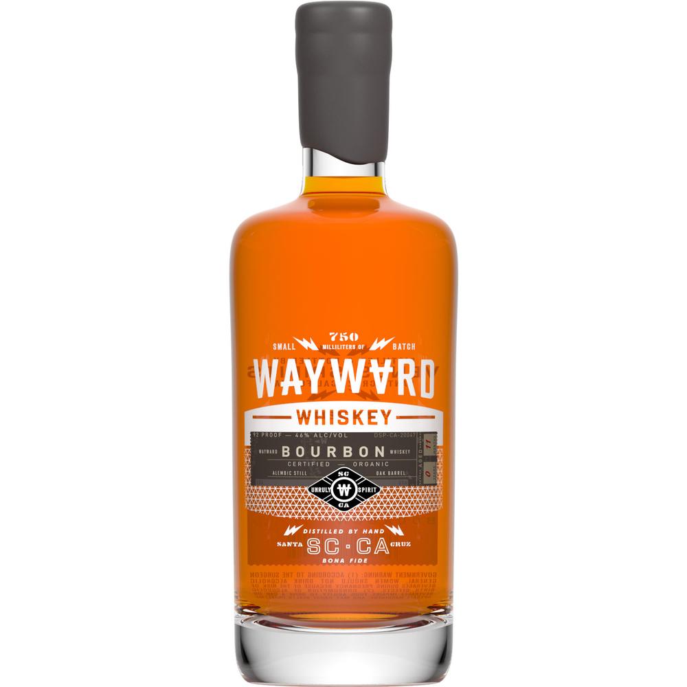 Wayward Whiskey Bourbon