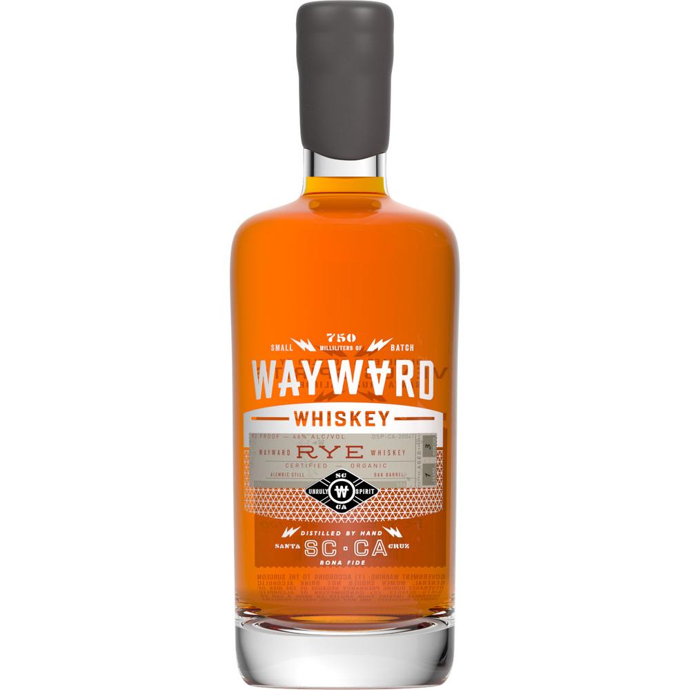 Wayward Whiskey Rye