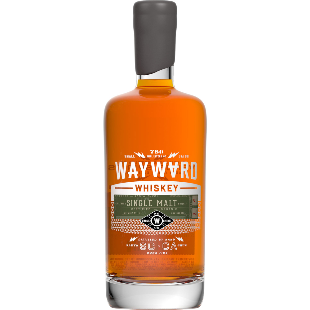 Wayward Whiskey Single Malt
