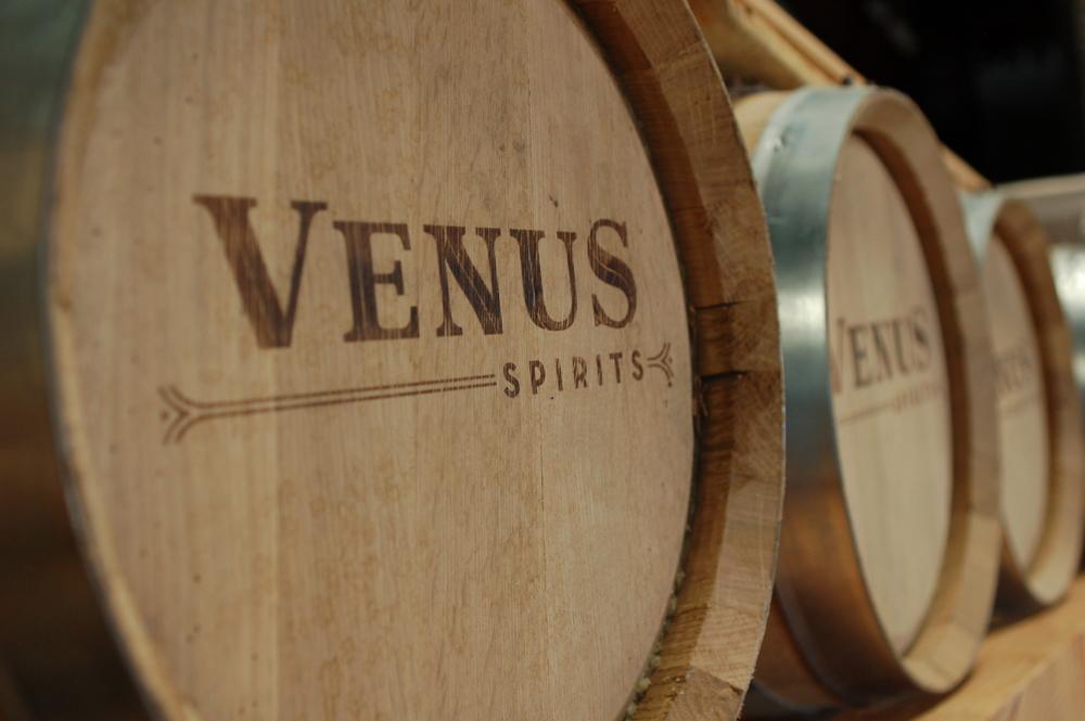 Venus Spirits barrels