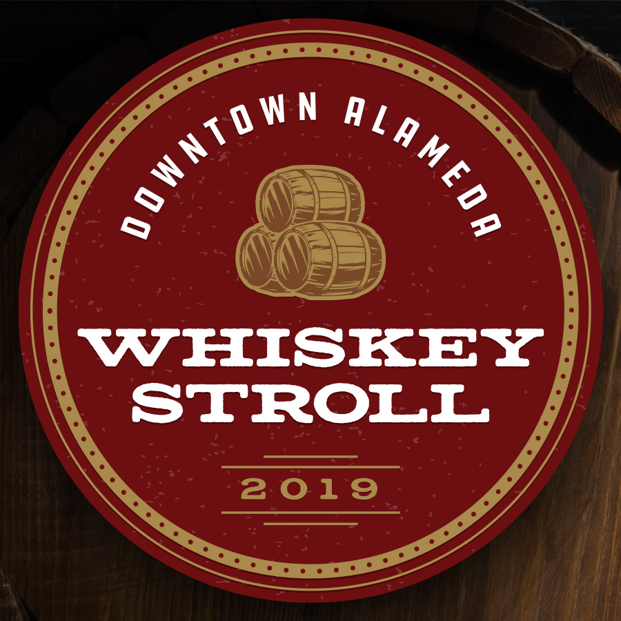Whiskey Stroll Logo