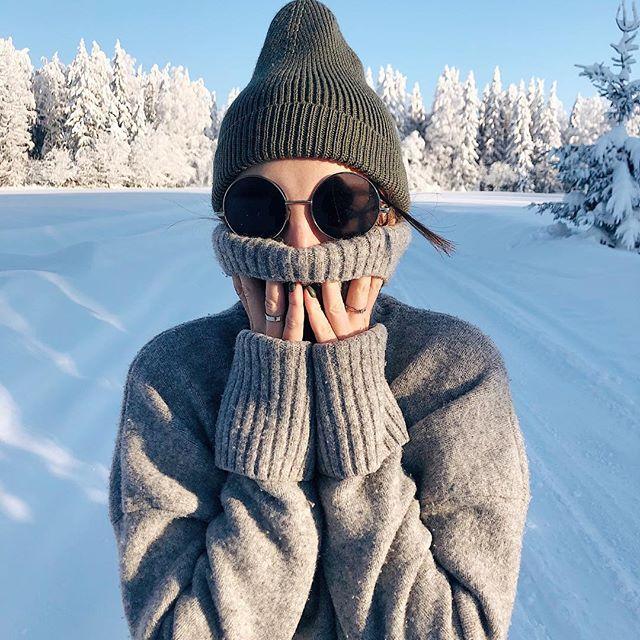 Зима красивая. Жутко холодная и мне кажется она заморозила все мои силы)