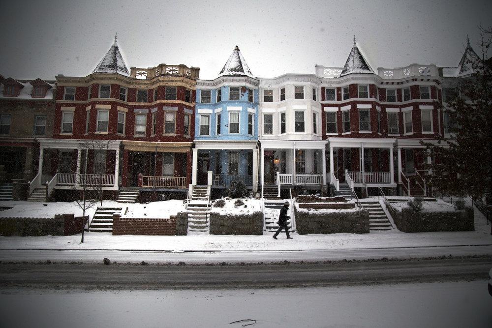 Snowpocalypse, Washington, D.C., January 2016