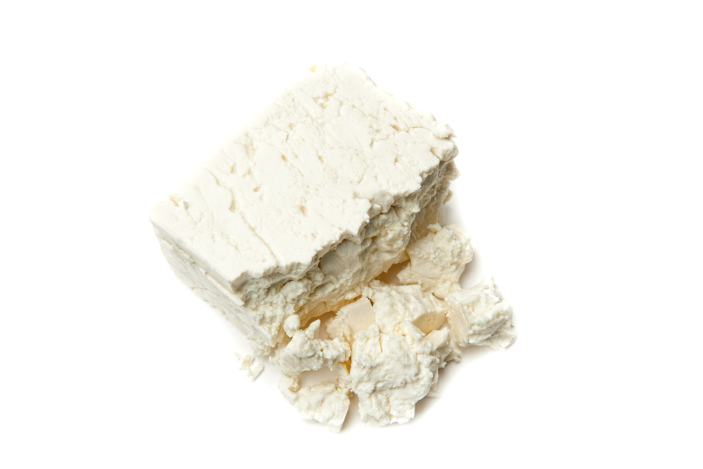 FETA  Made in France with creamy sheep's milk.